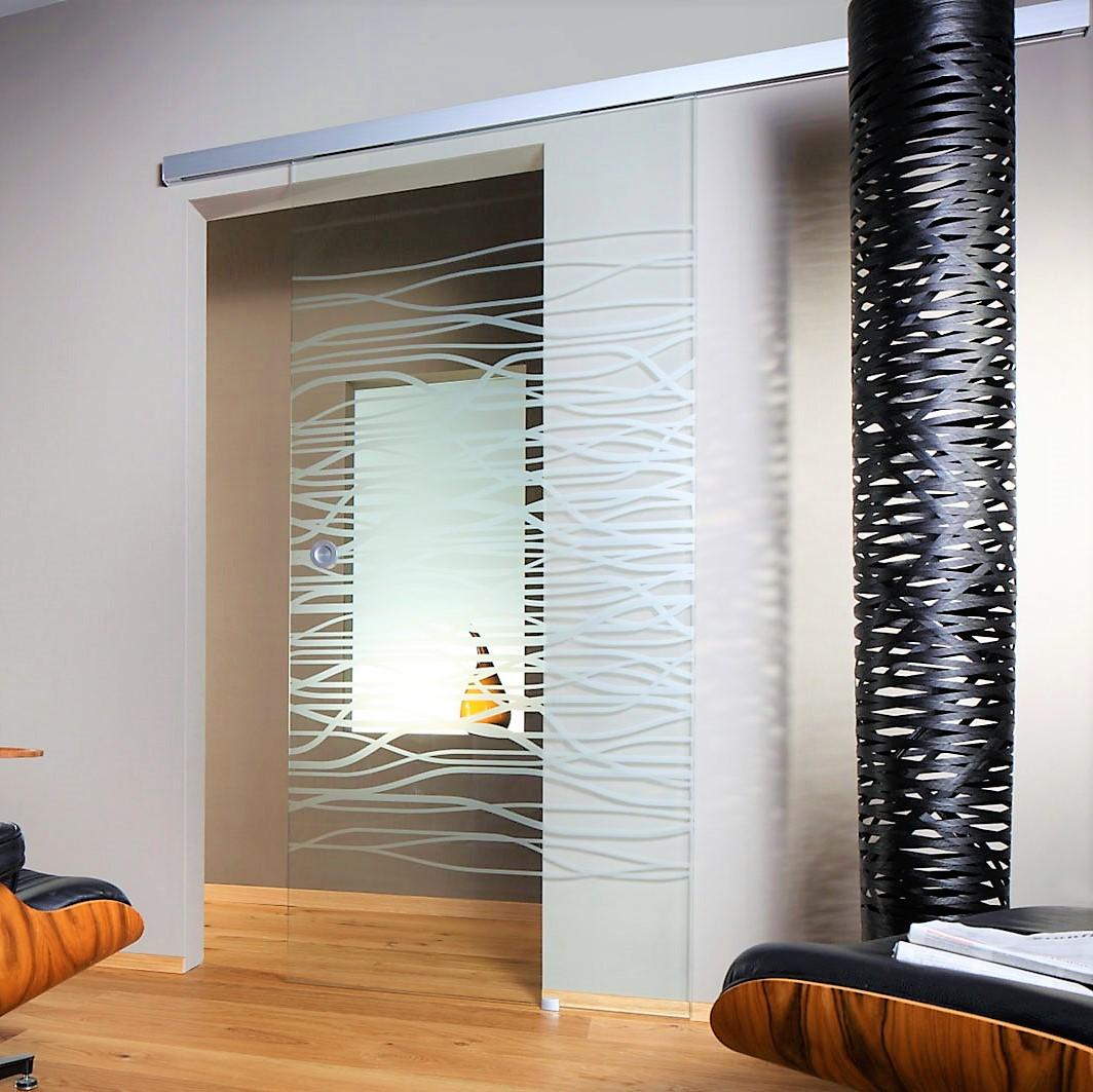 раздвижные стеклянные двери Eraglass