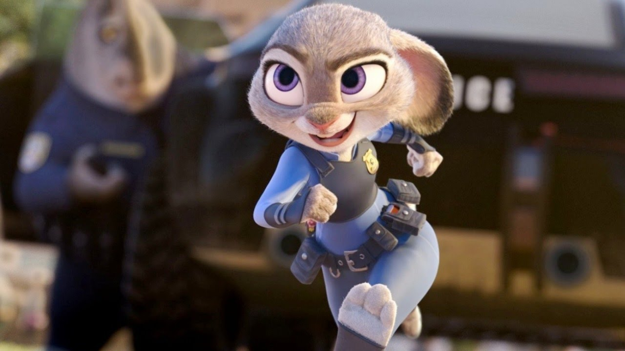Judy from Zootropolis